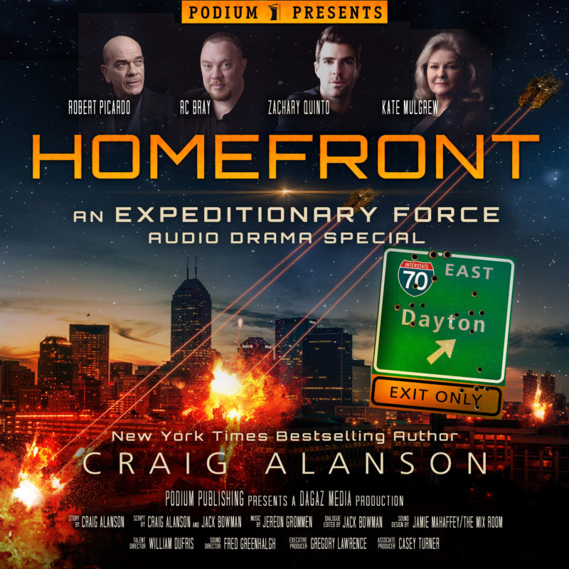 Expeditionary Homefront Audio Drama
