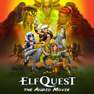 elfquest audio movie logo